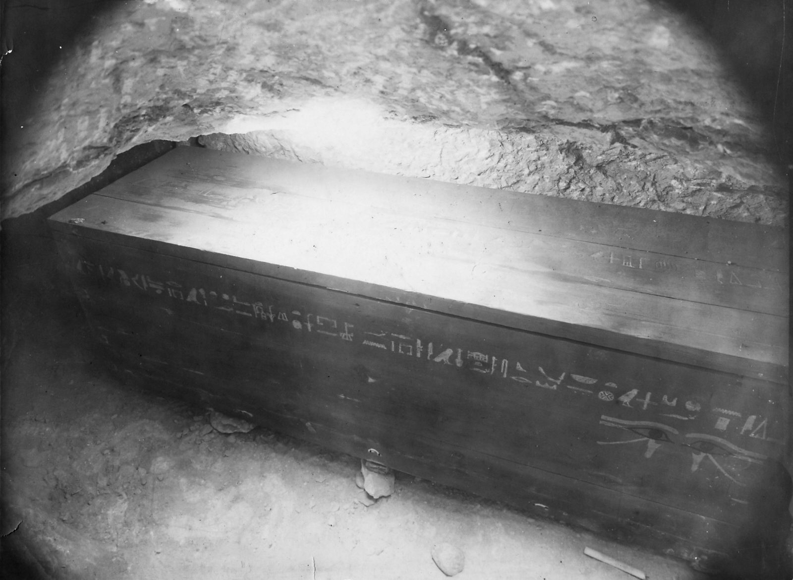 Western Cemetery: Site: Giza; View: Idu [II]