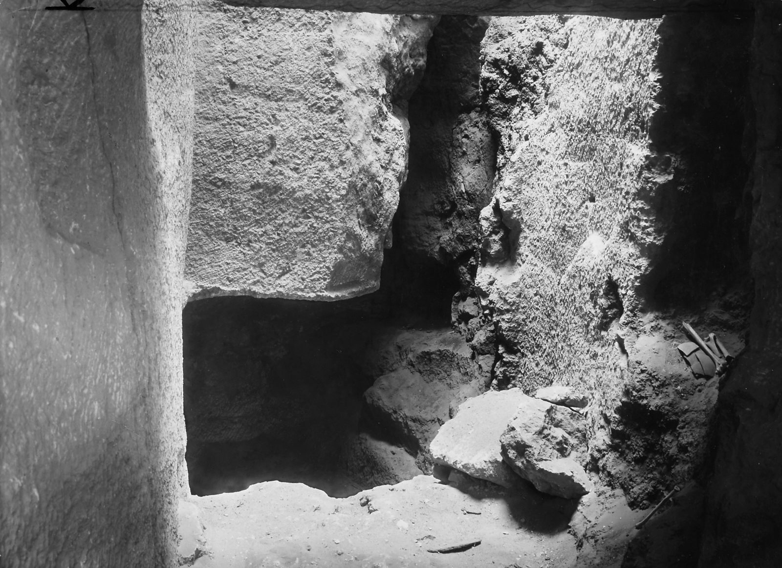 Western Cemetery: Site: Giza; View: G 5332