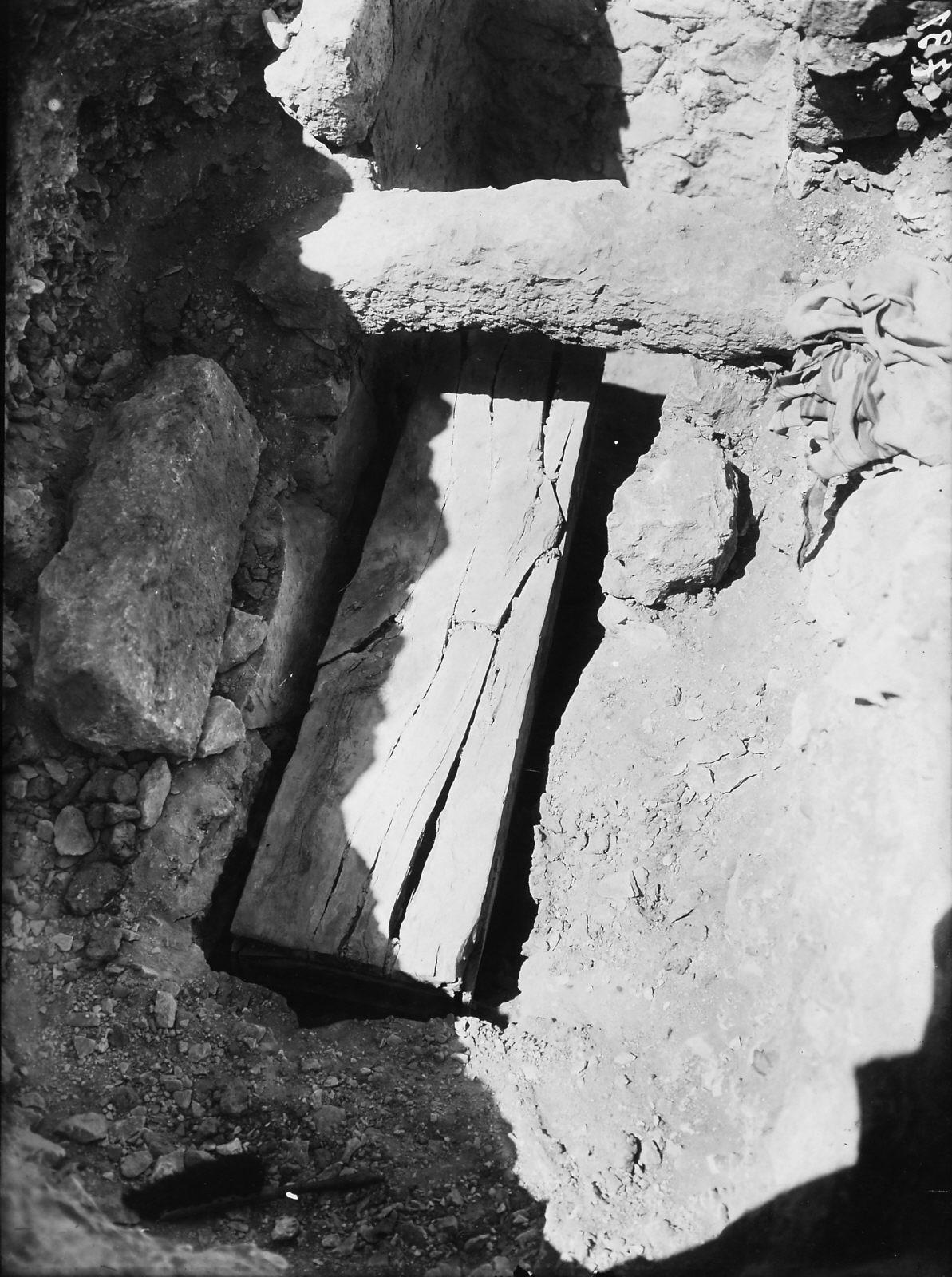 Western Cemetery: Site: Giza: View: Ankhudja Itji
