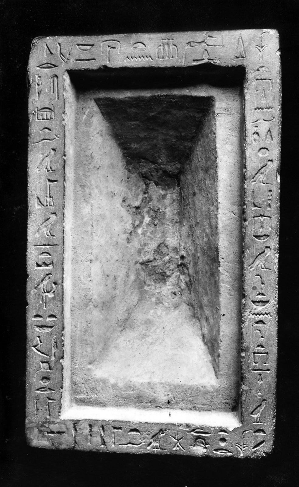 Object(s) photograph: Site: Giza; view: Hesy
