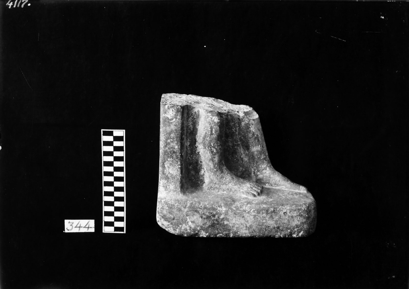 Object(s) photograph: Site: Giza; view: Lepsius 52