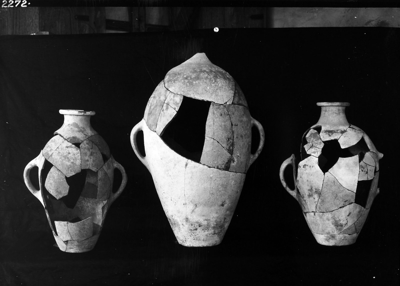 Object(s) photograph: Site: Giza; view: G 4970, G 4760