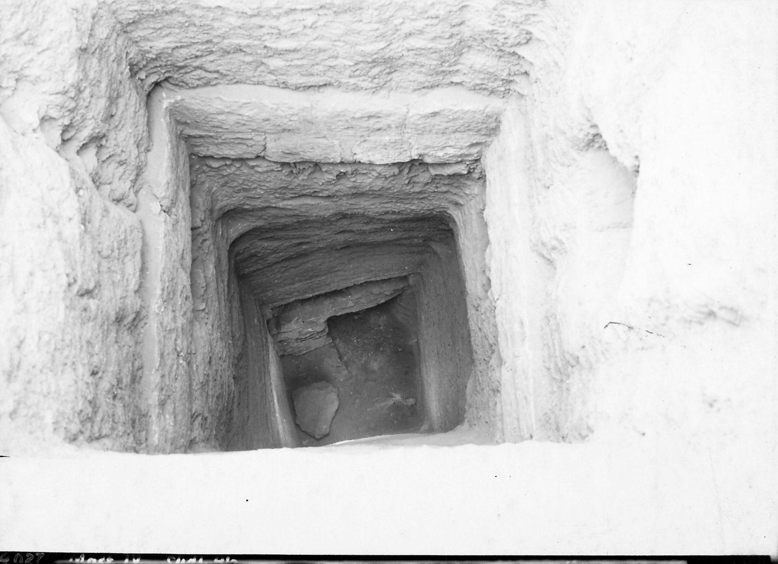 G I-South Cemetery: Site: Giza; View: Lepsius 52
