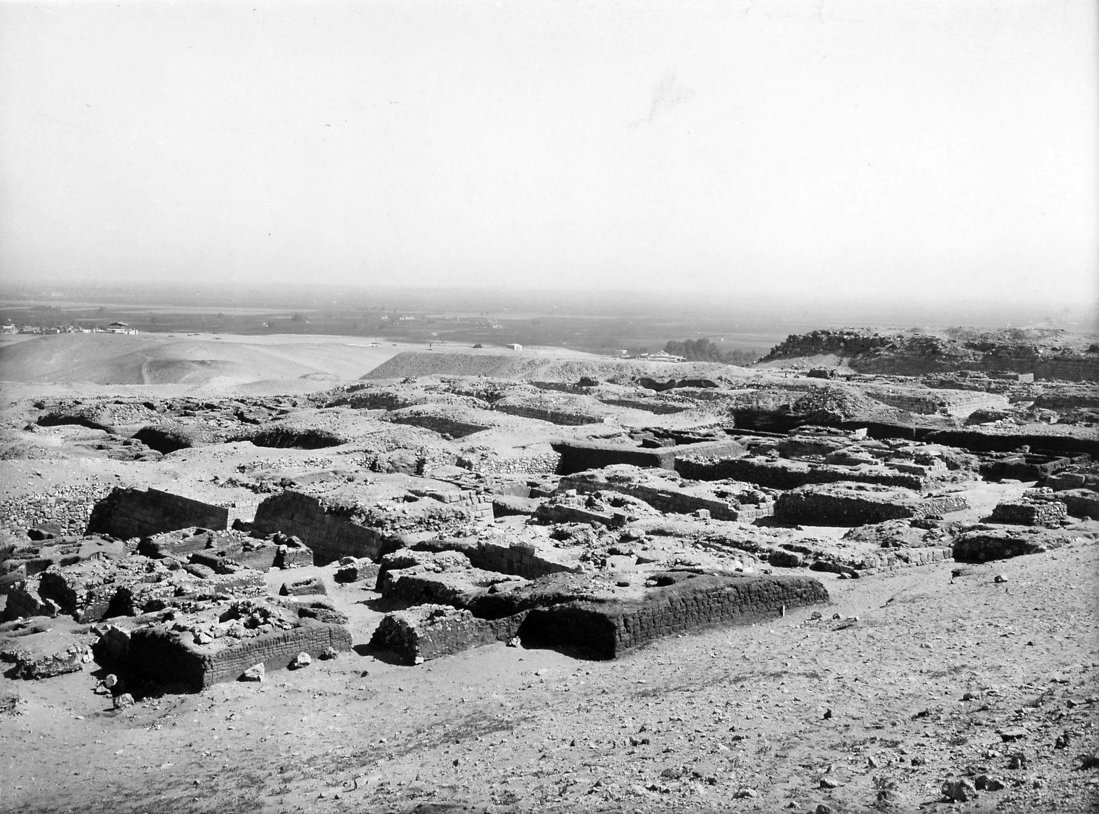 Western Cemetery: Site: Giza; View: S 4445, S 4461/4470