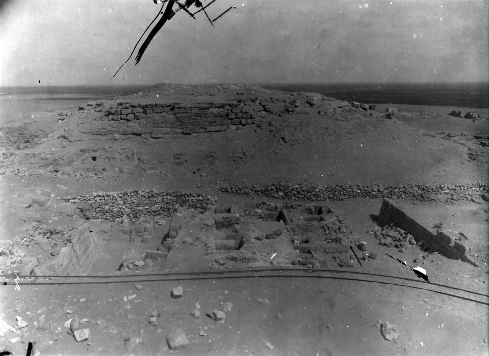 Western Cemetery: Site: Giza; View: D 103, D 104, D 105, D 107, D 109, D 108, D 110