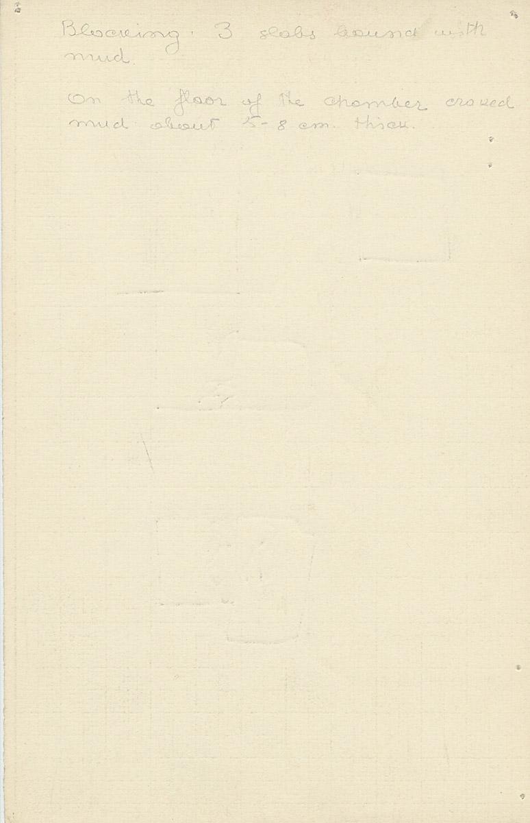 Notes: G 1156a, Shaft A, notes