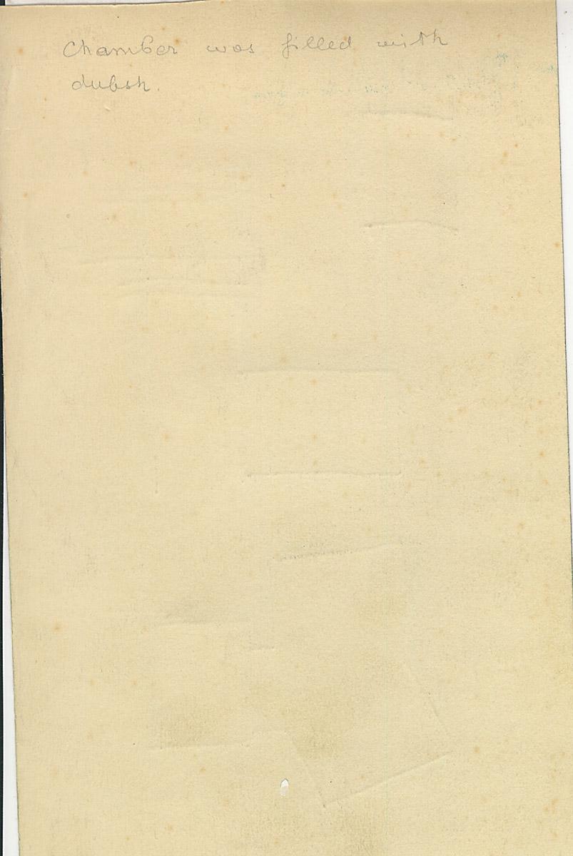 Notes: G 1208, Shaft B (I), notes