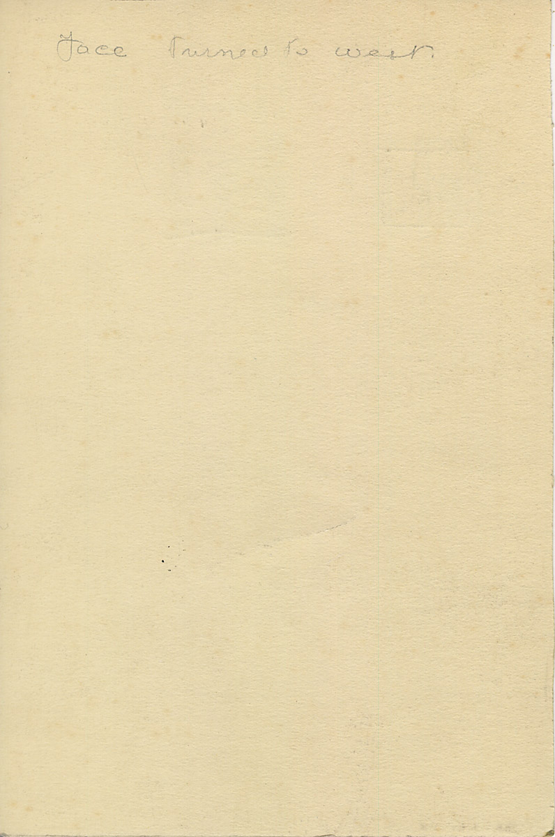 Notes: G 1365, Shaft B, notes