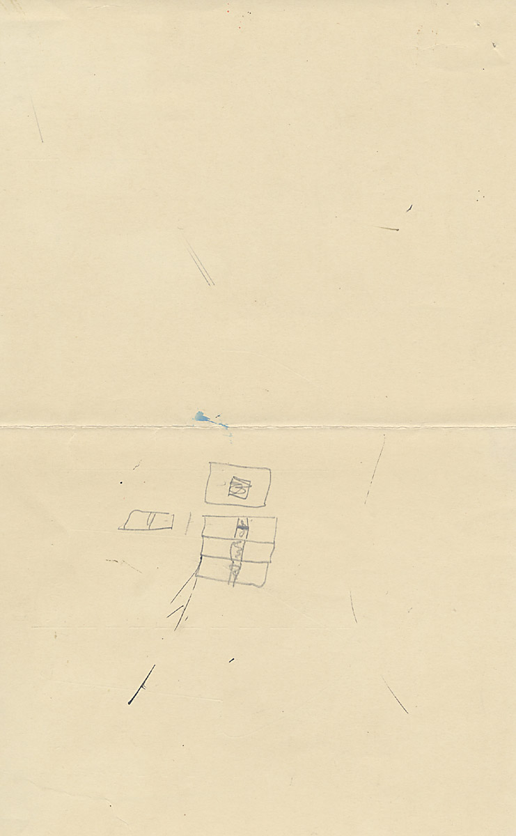 Drawings: G 2134, A, notes