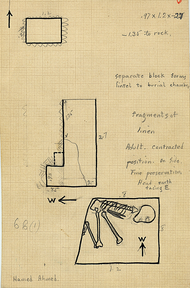 Maps and plans: G 2144, Shaft C