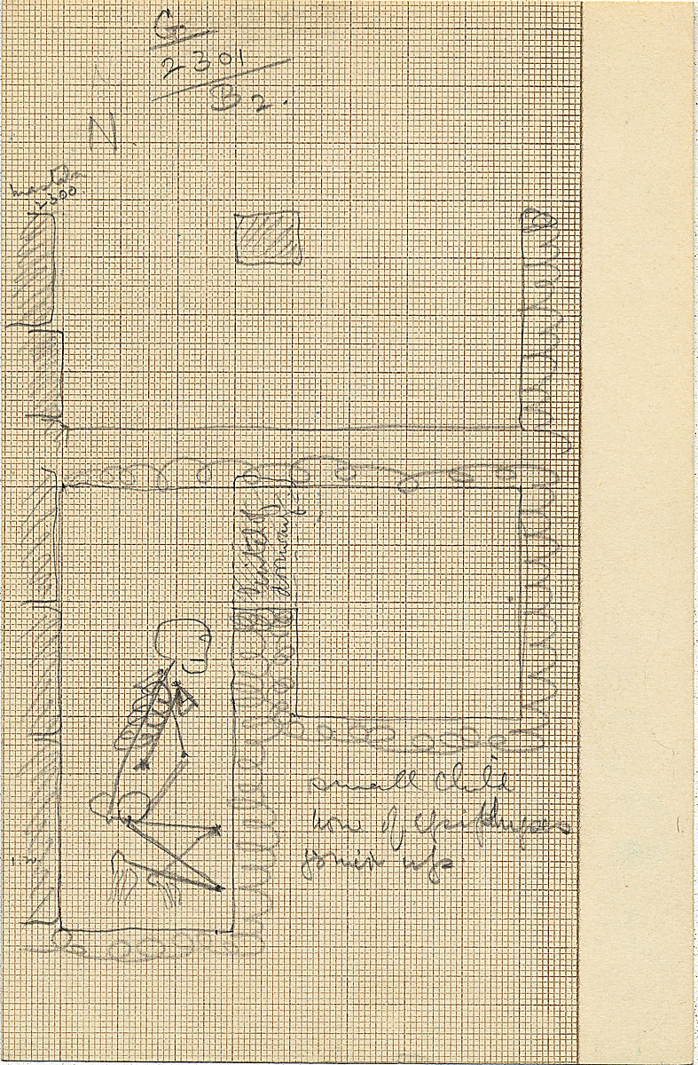 Maps and plans: G 2301, Shaft B2