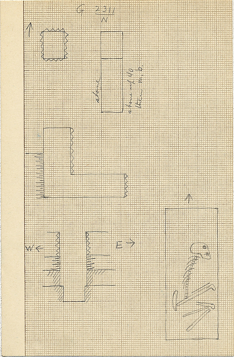 Maps and plans: G 2311, Shaft N