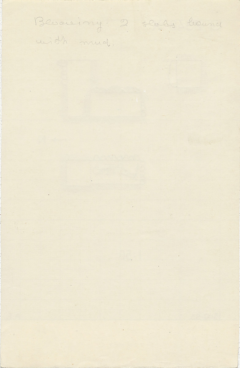 Notes: G 2348 X = G 5510, Shaft X, notes