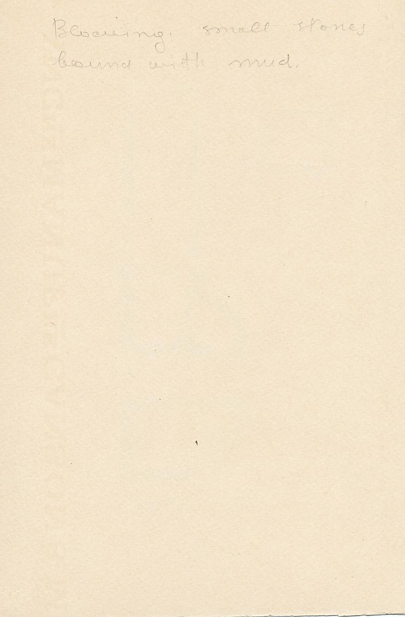 Notes: G 4516, Shaft B, notes