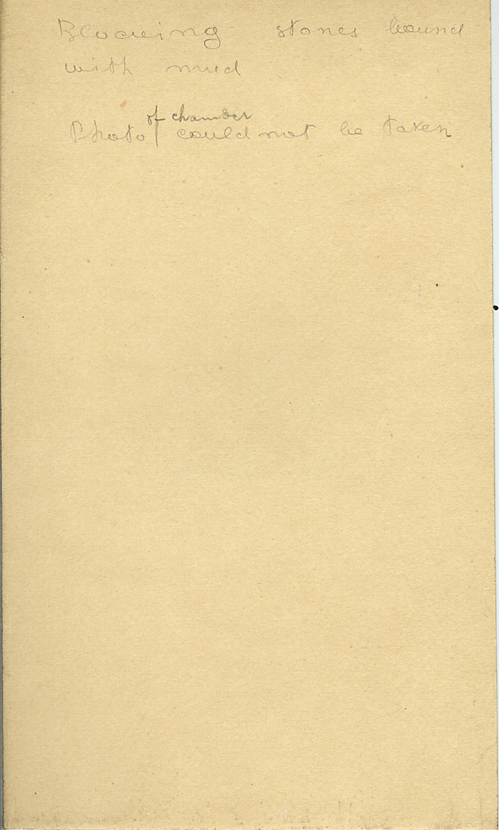 Notes: G 5031, Shaft B