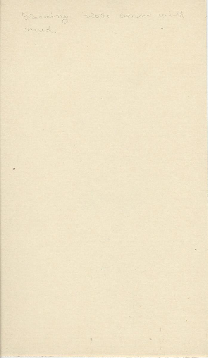 Notes: G 5031, Shaft E