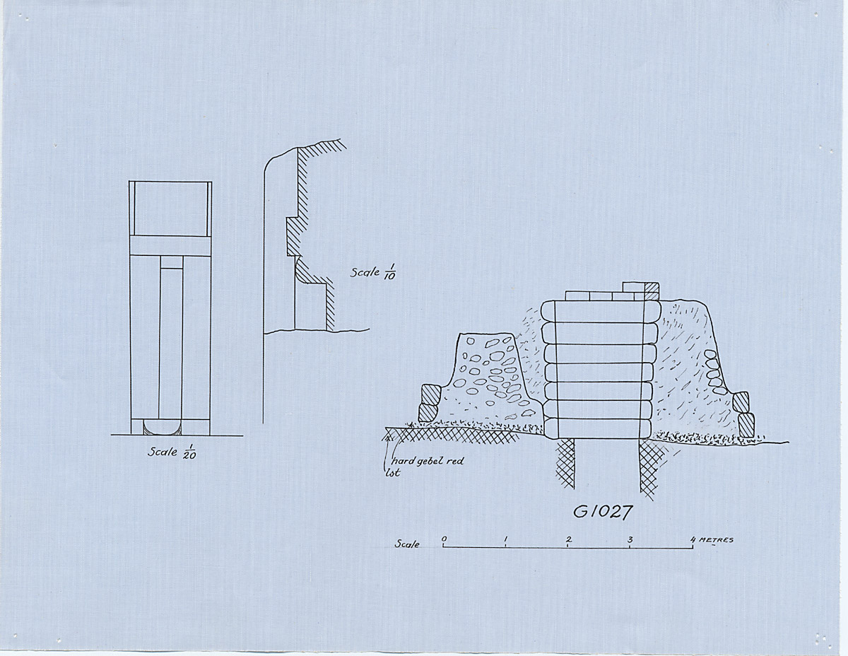 Maps and plans: G 1027, Section