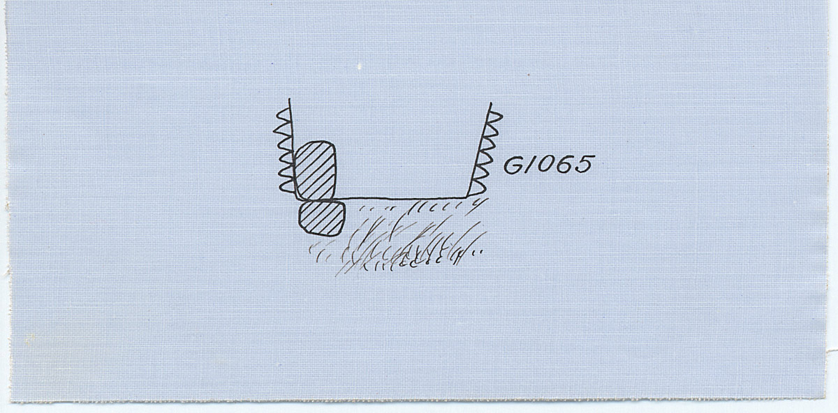 Maps and plans: G 1065, Section