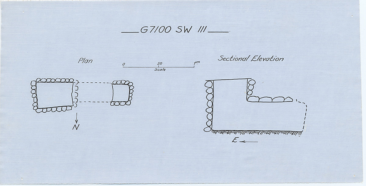 Maps and plans: G 7100 SW 3