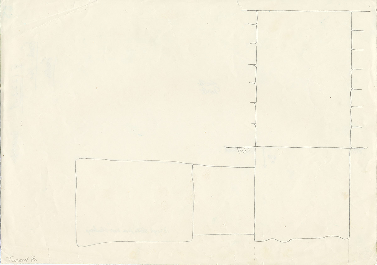 Maps and plans: G 1223-Annex, Shaft A
