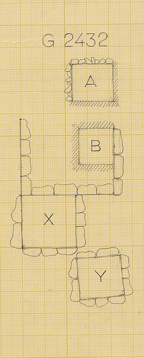 Maps and plans: G 2432, Plan
