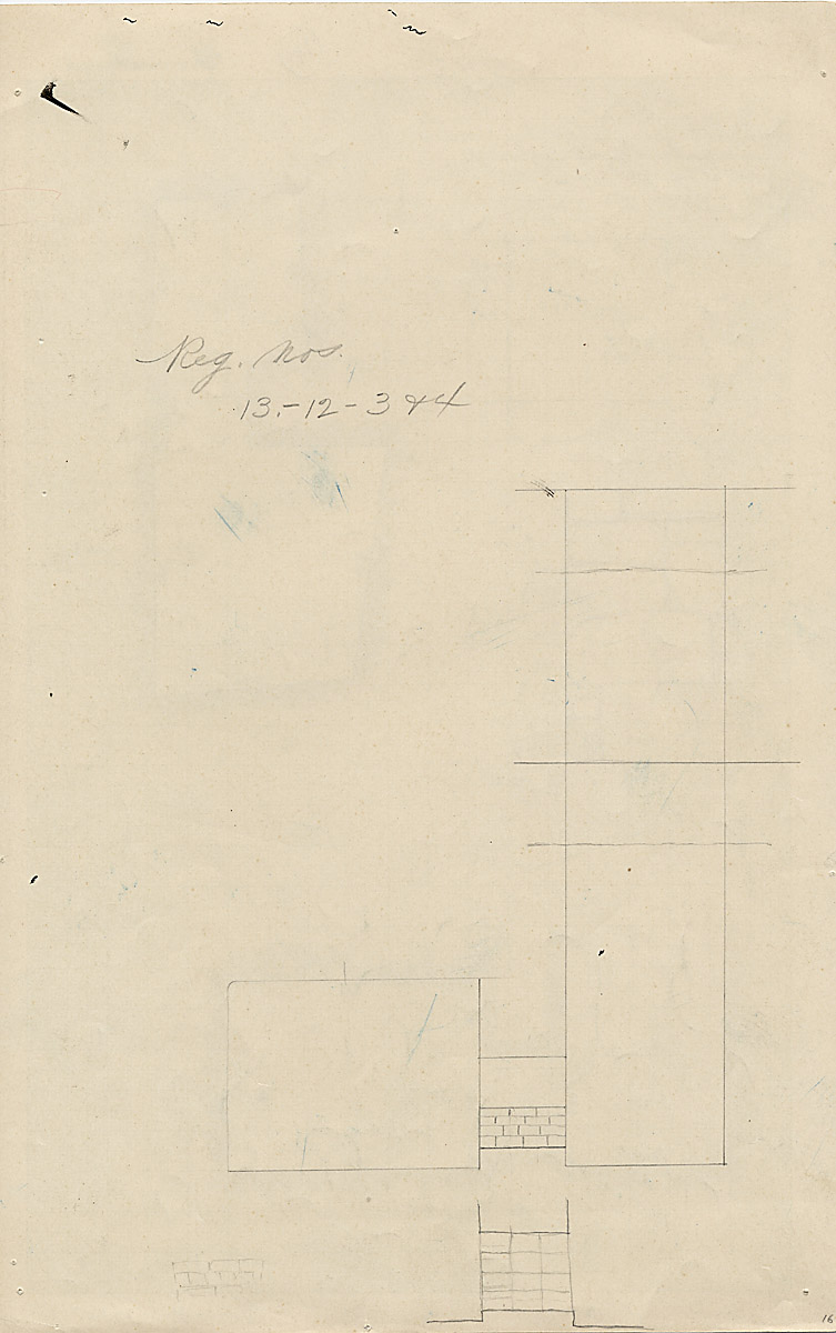 Maps and plans: G 4330, Shaft A