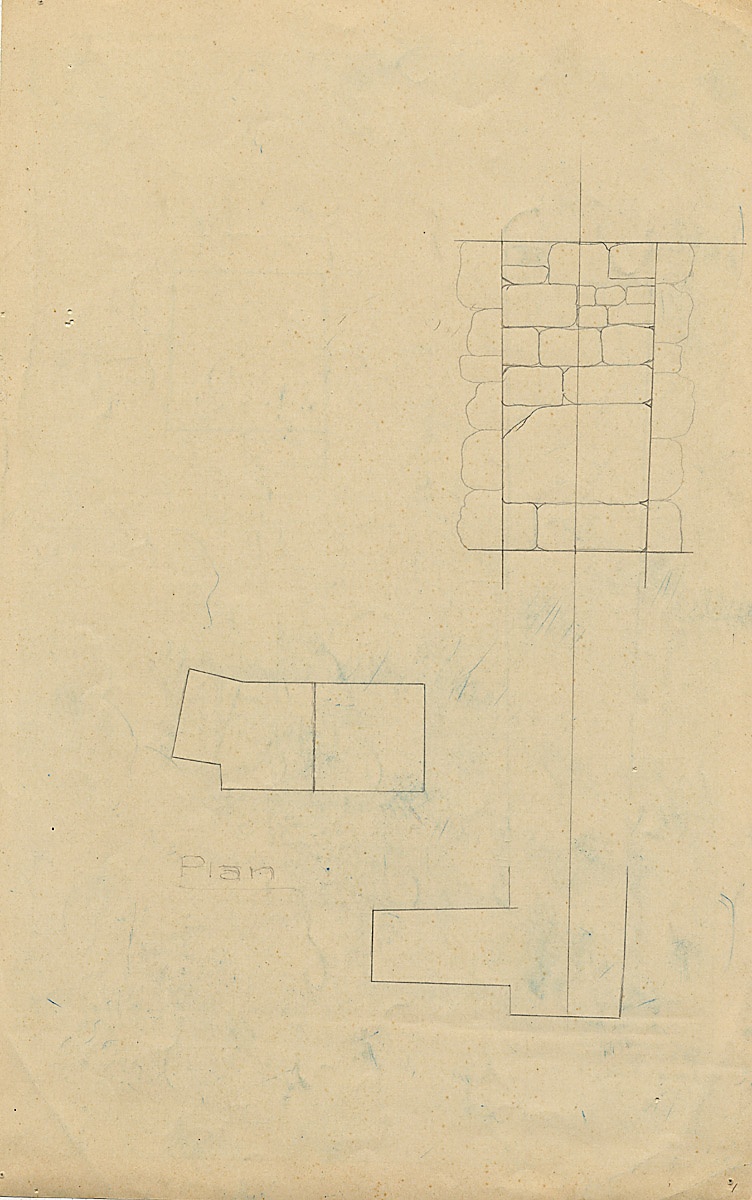 Maps and plans: G 4830, Shaft A