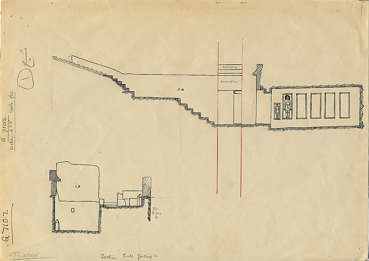 Maps and plans: G 7102, Section