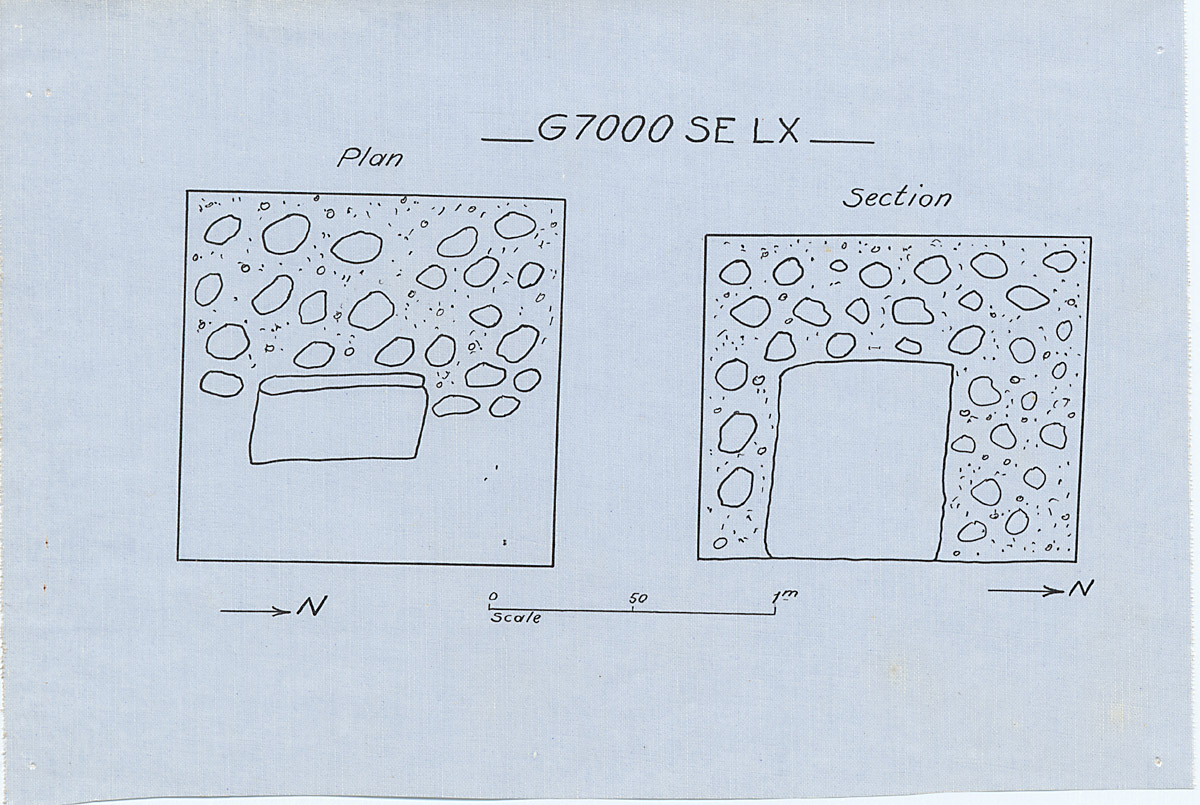 Maps and plans: G 7000 SE 60