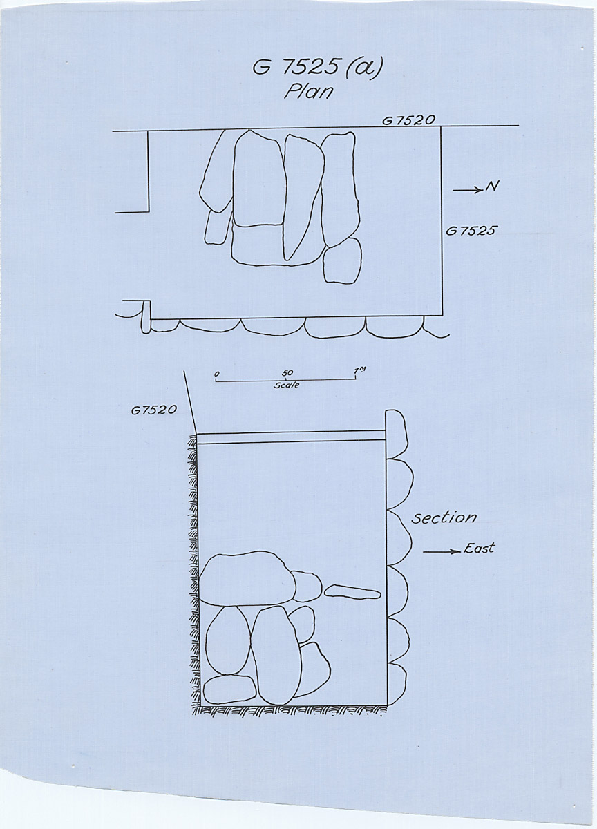Maps and plans: G 7525, room a