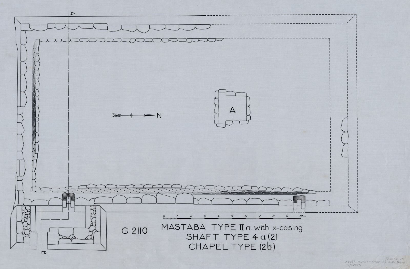 Maps and plans: G 2110, Plan