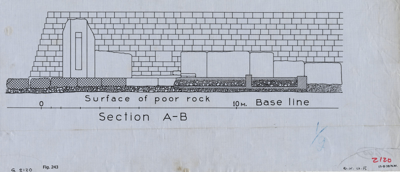 Maps and plans: G 2120, Section
