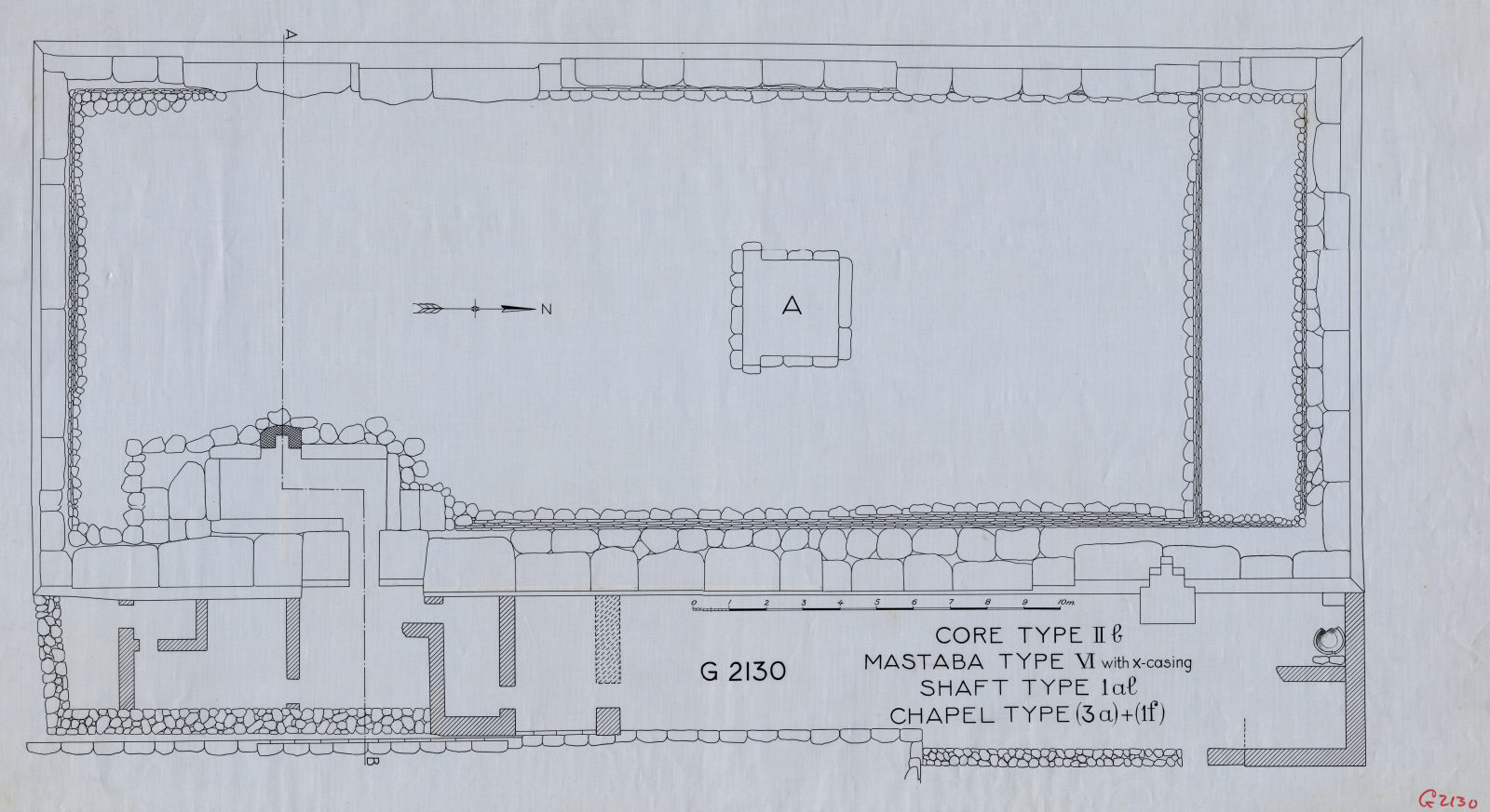 Maps and plans: G 2130, Plan