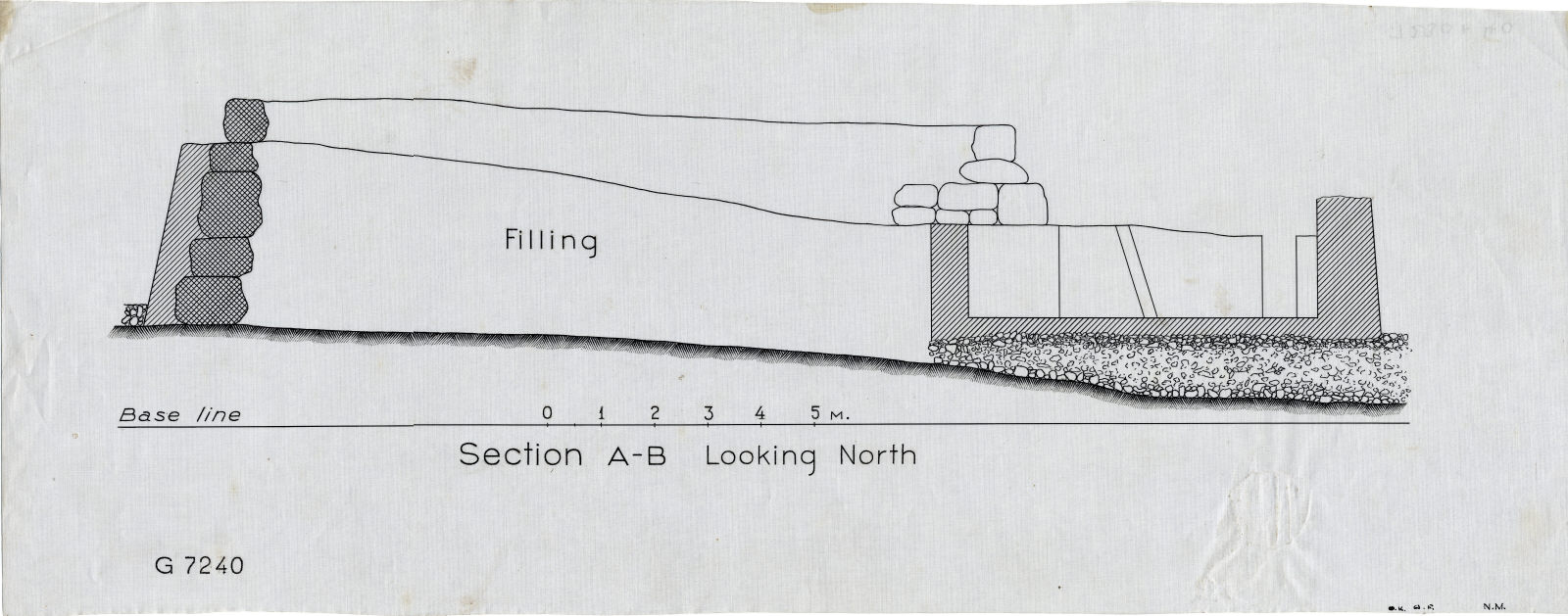 Maps and plans: Section of G 7240