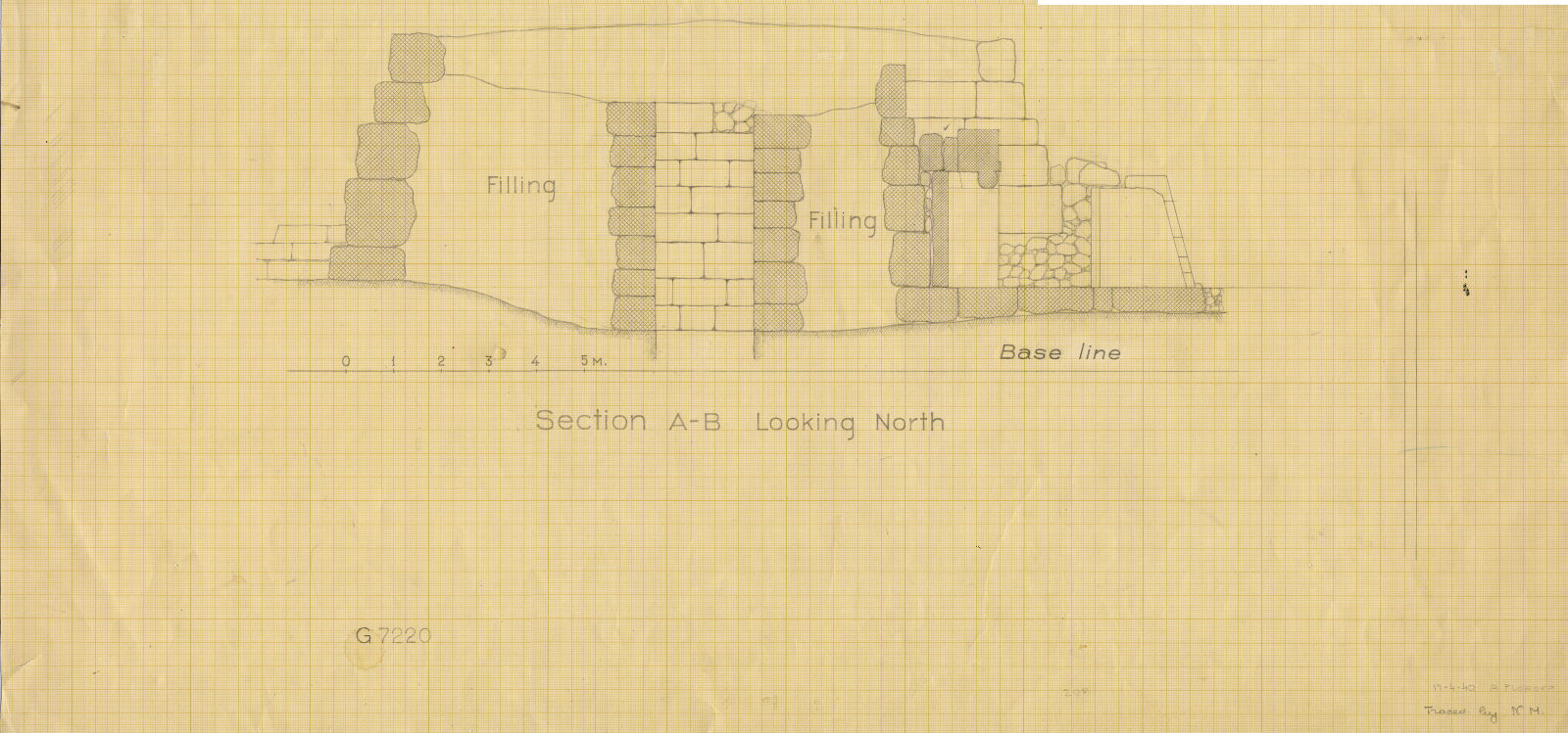 Maps and plans: Section of G 7220