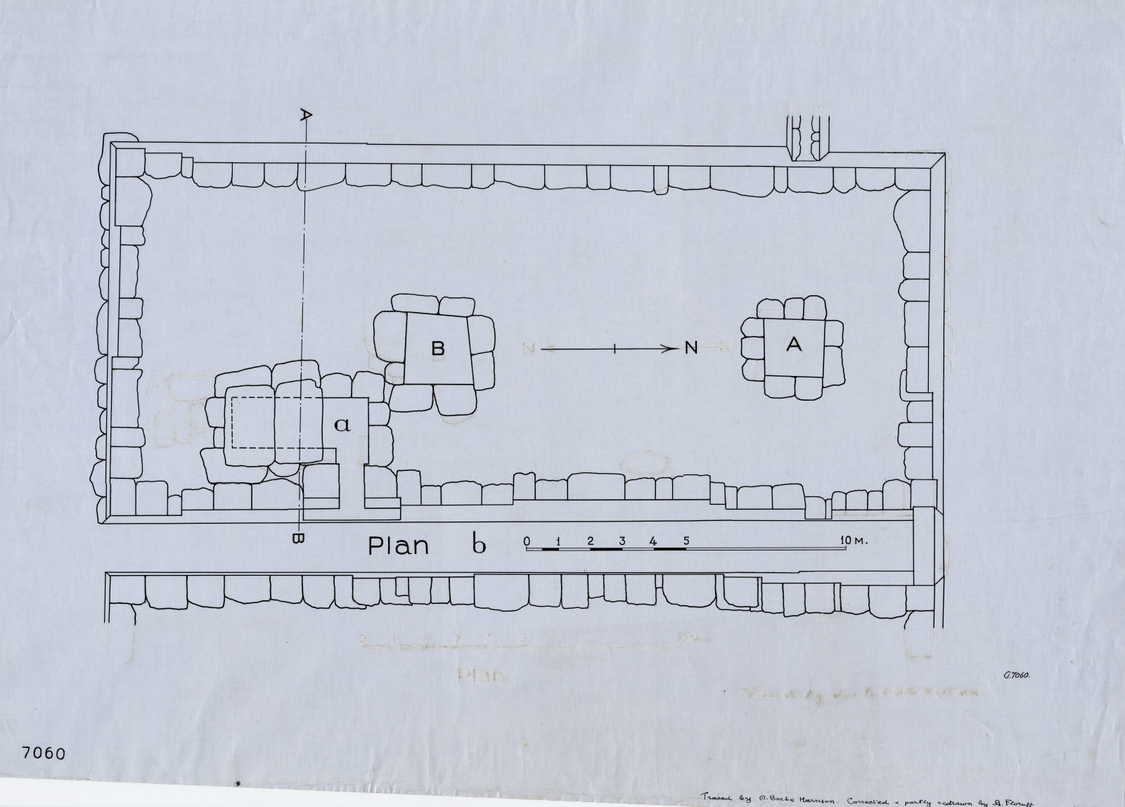 Maps and plans: G 7060, Plan