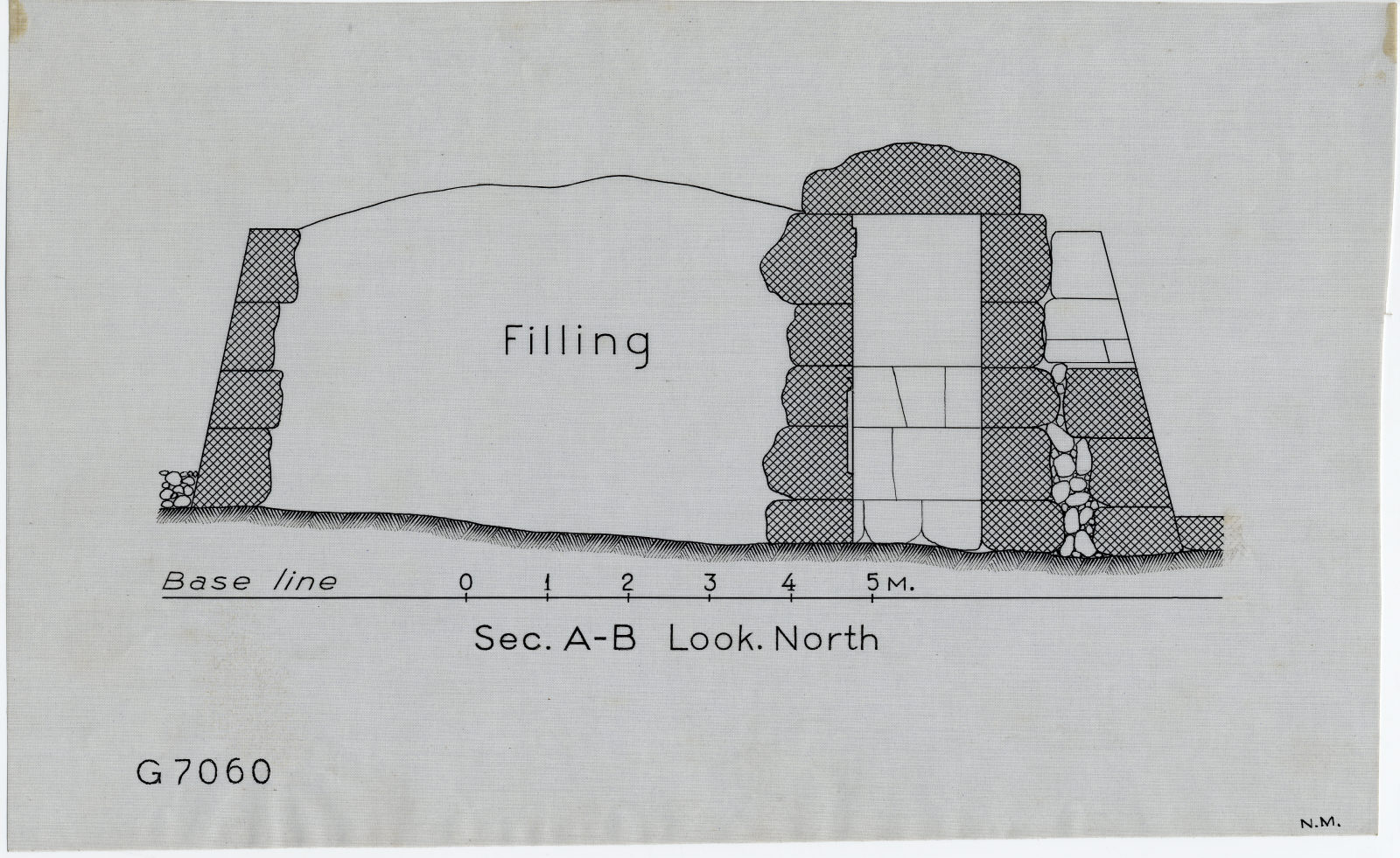 Maps and plans: Section of G 7060