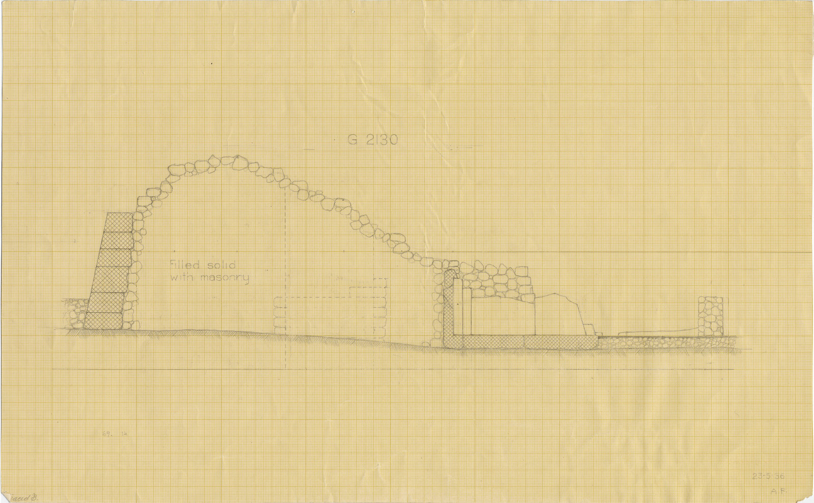 Maps and plans: Section of G 2130
