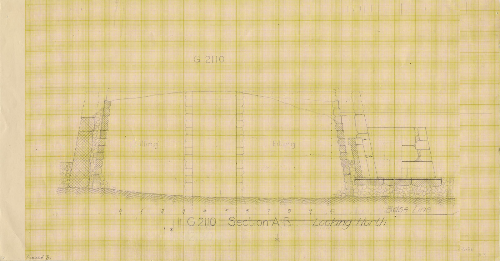 Maps and plans: Section of G 2110