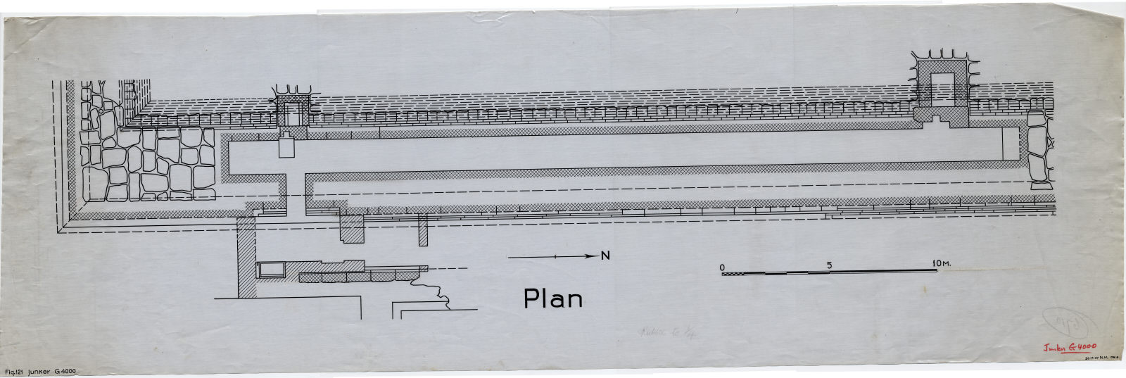 Maps and plans: G 4000, Plan