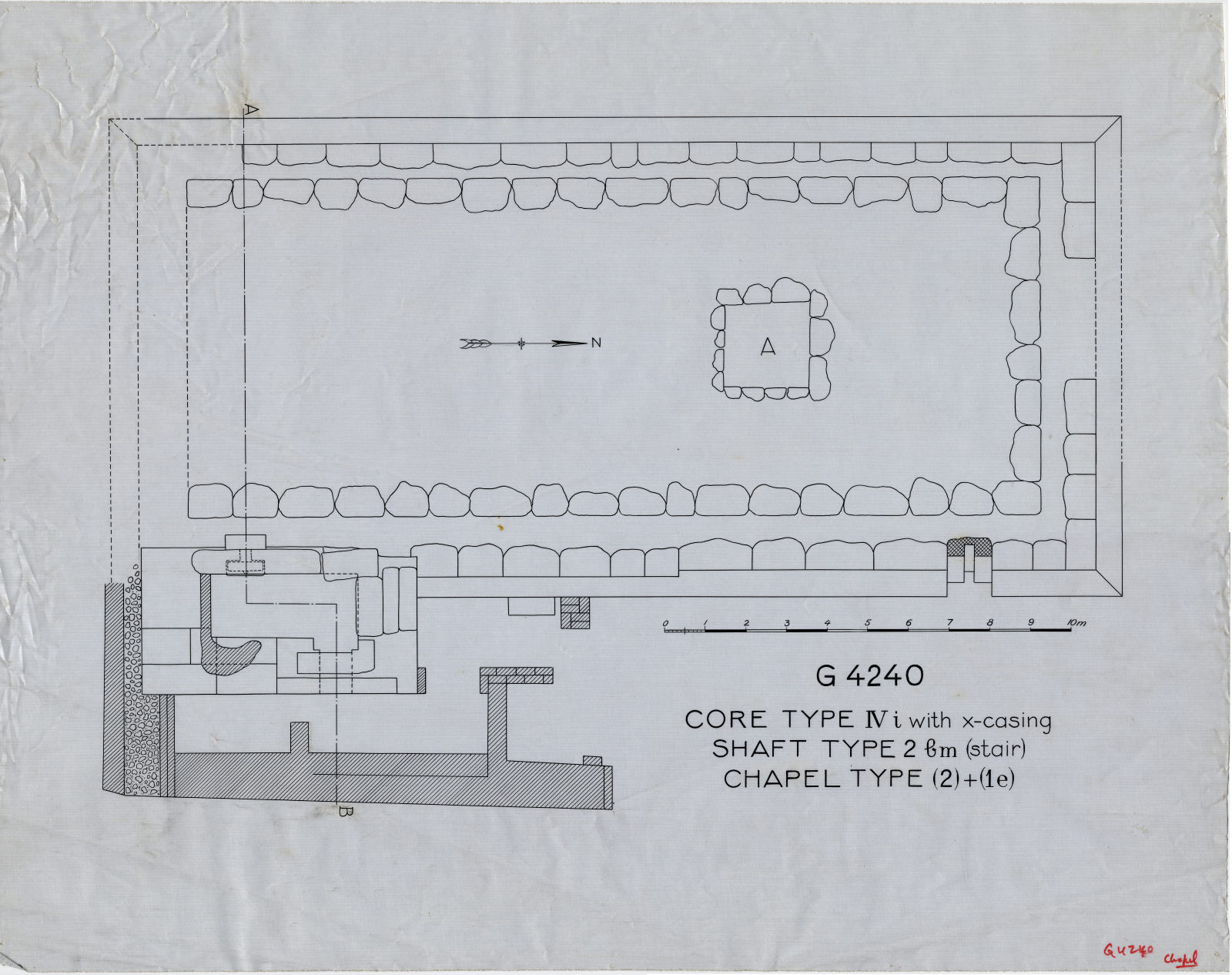 Maps and plans: G 4240, Plan