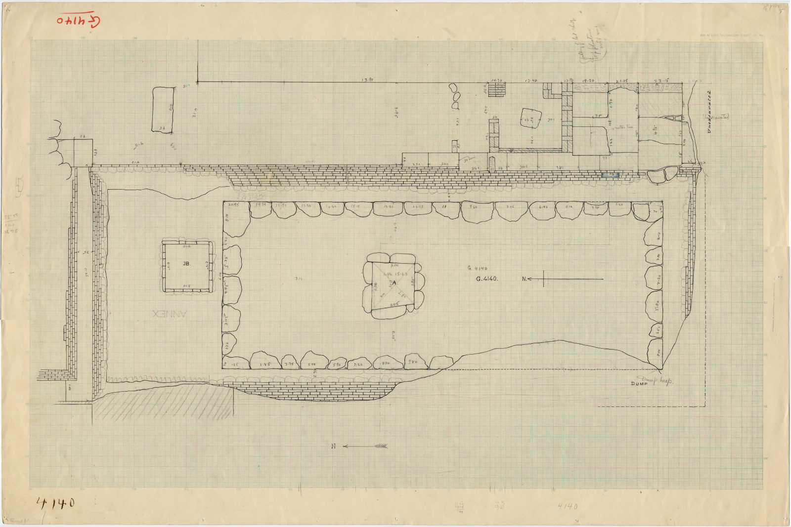 Maps and plans: G 4140, Plan