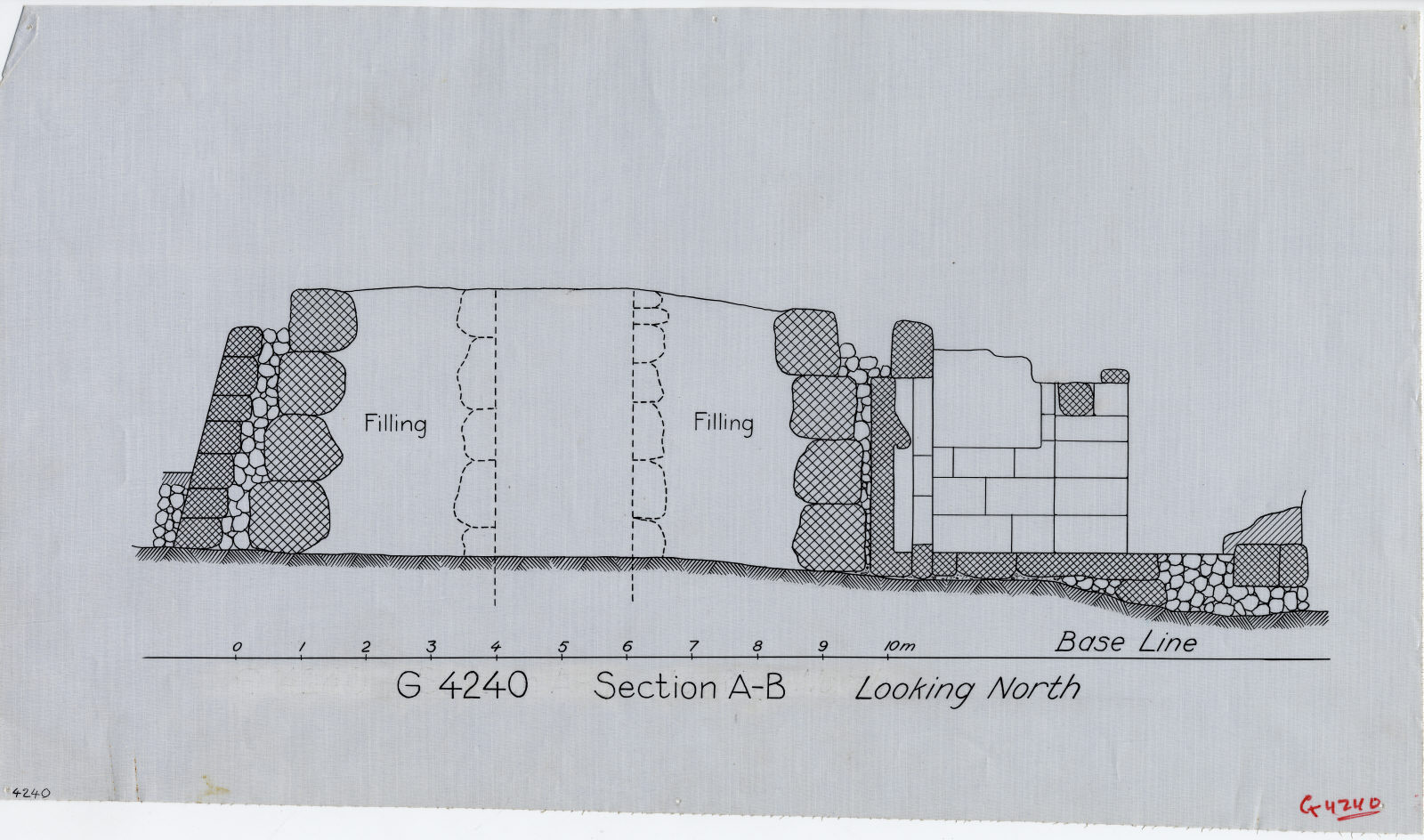 Maps and plans: Section of G 4240