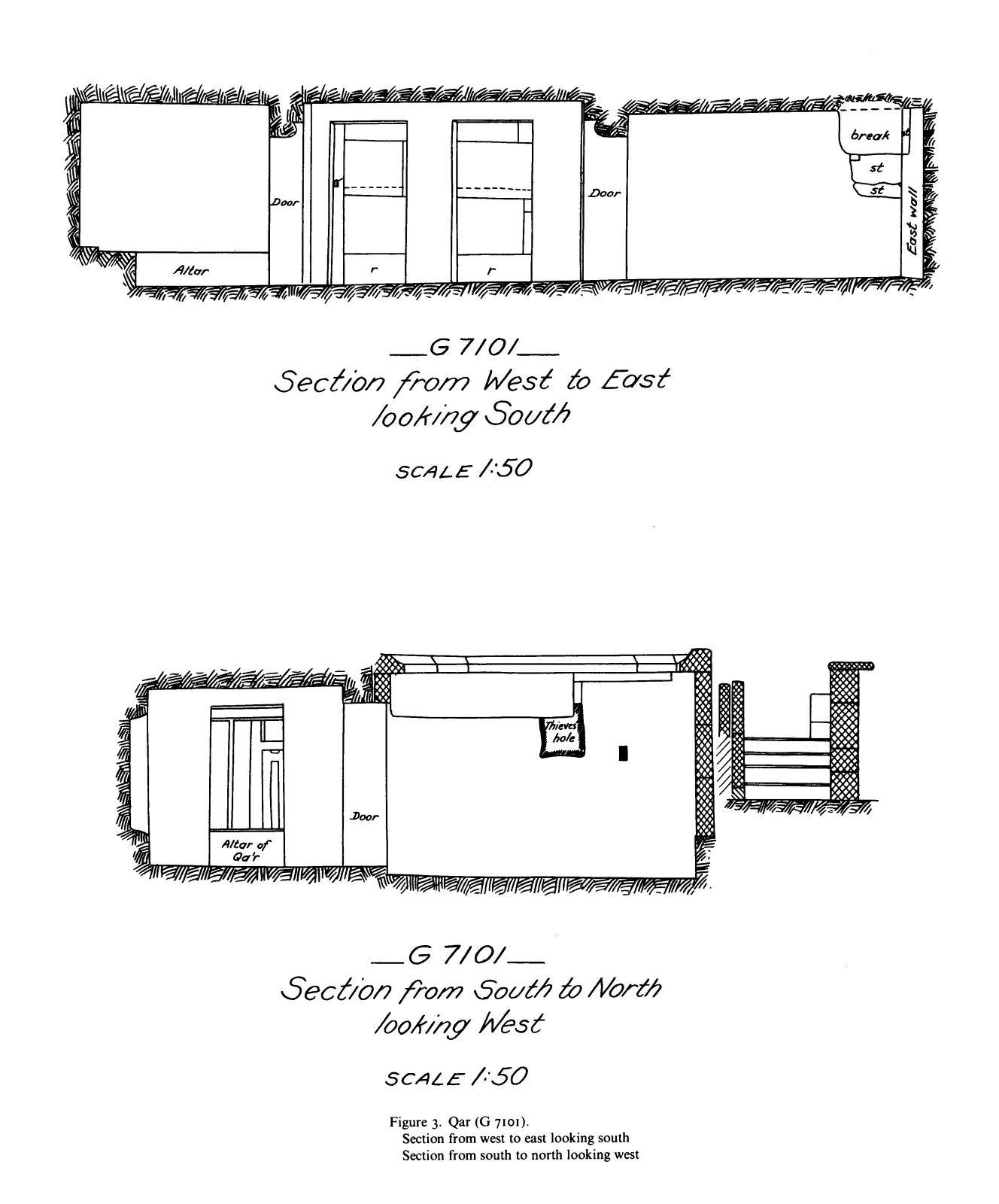 Maps and plans: G 7101, Sections