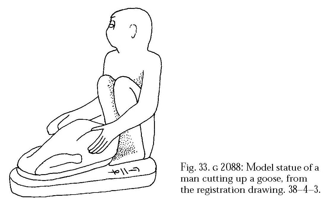 Drawings: G 2088: model figure