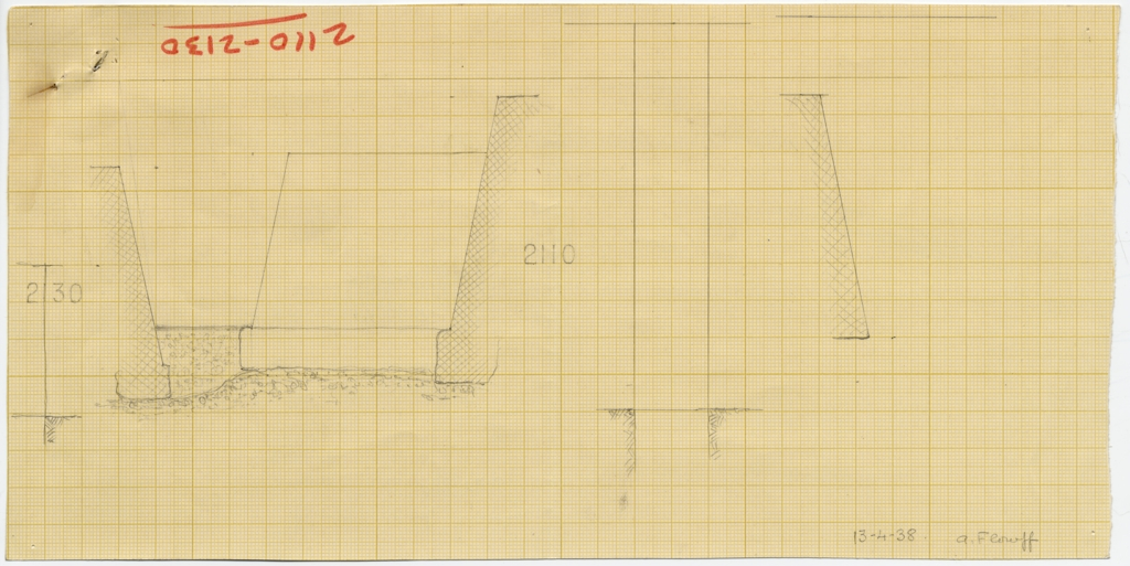 Maps and plans: G 2110 and G 2130, Section