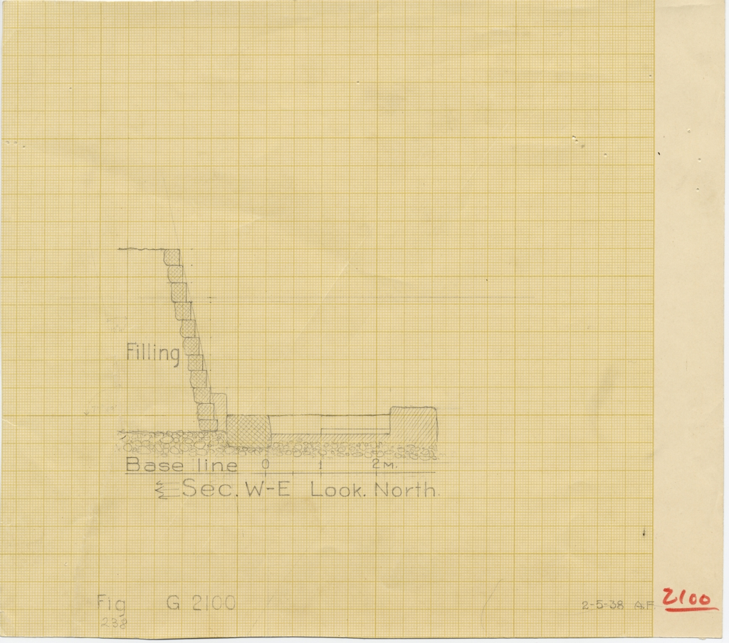 Maps and plans: G 2100, Section