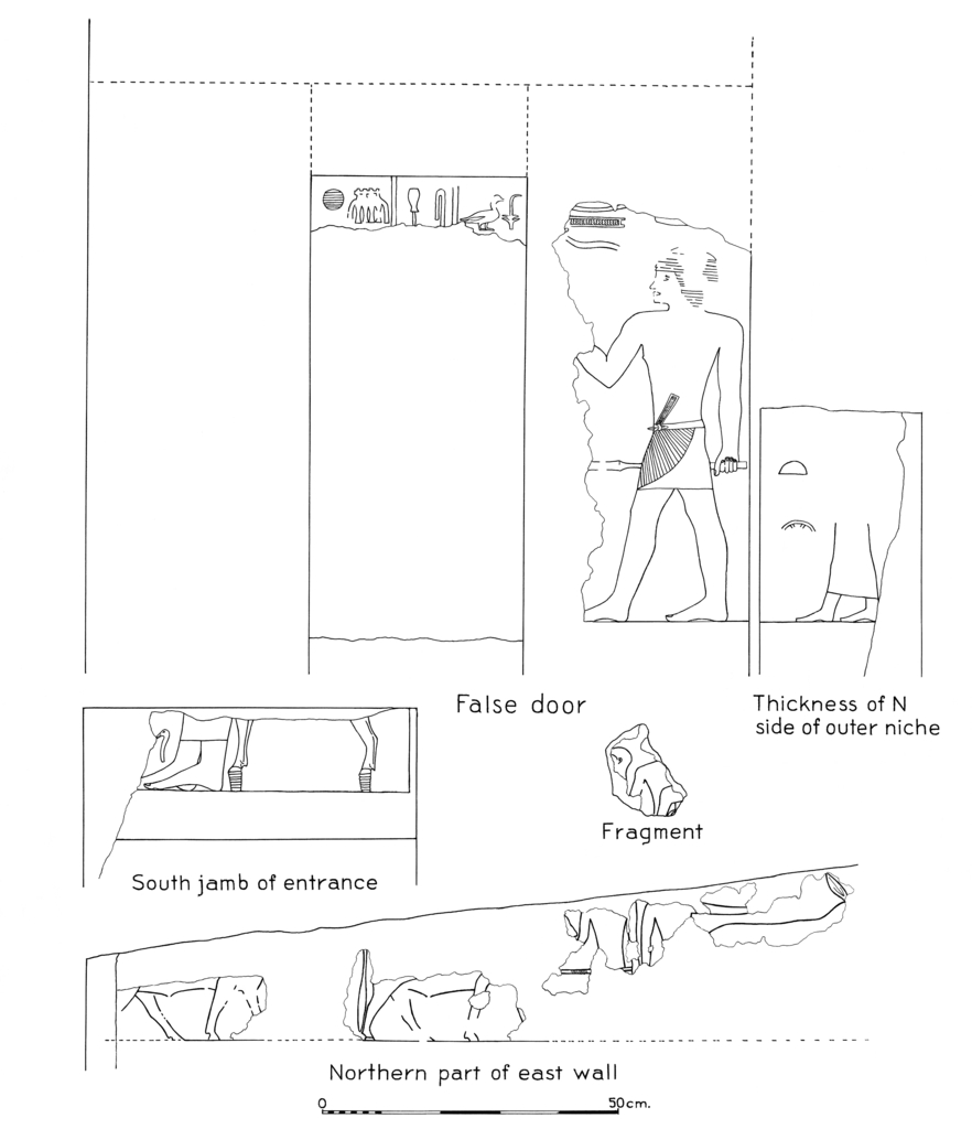 Drawings: G 2130: reliefs