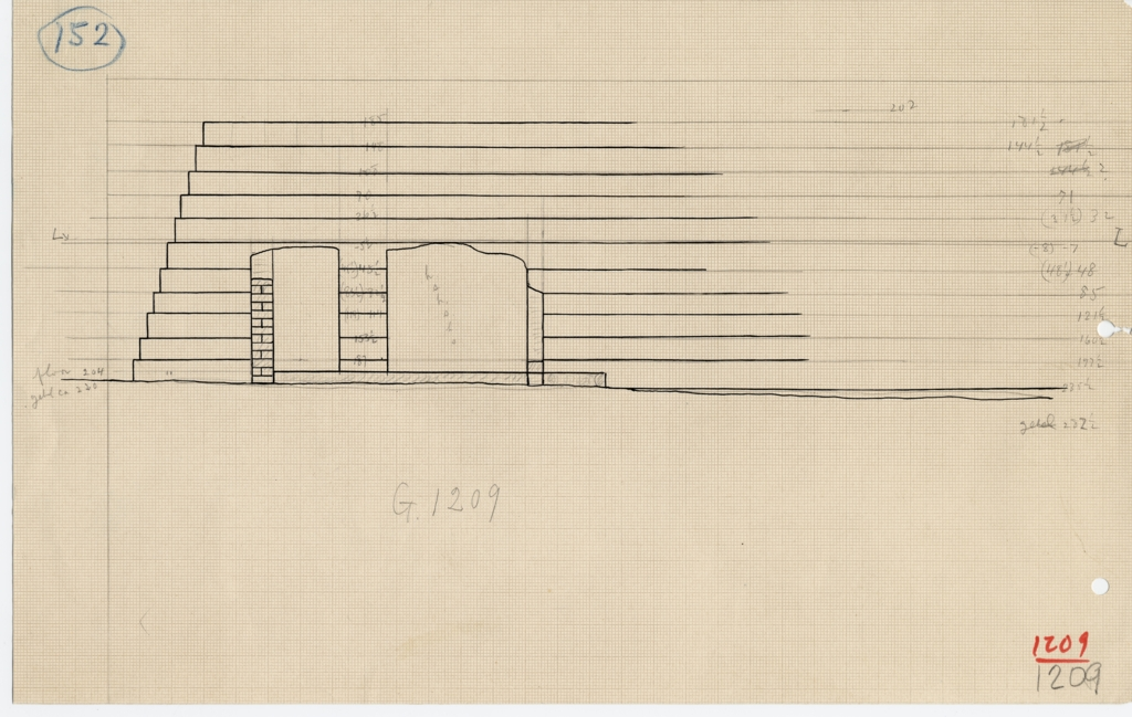 Maps and plans: G 1209, Section