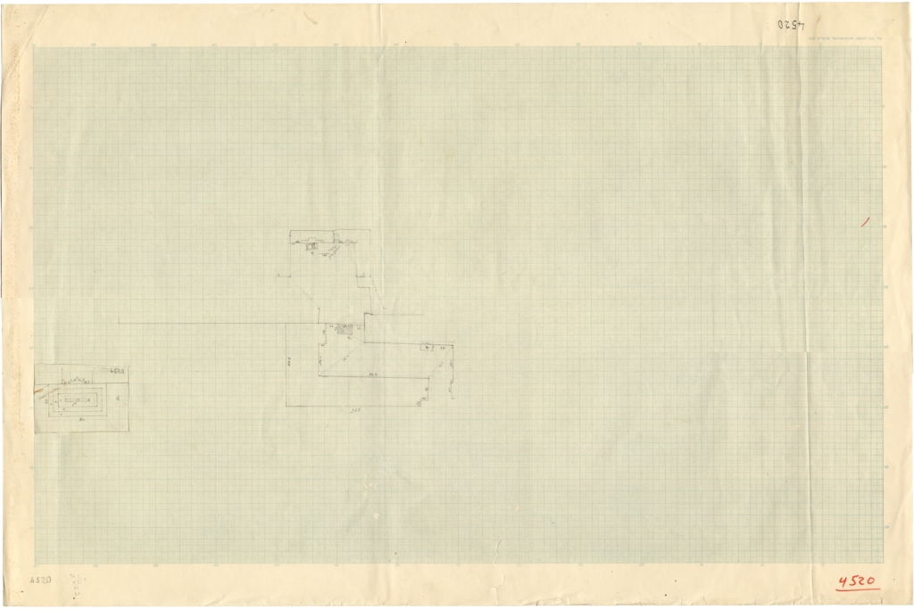Maps and plans: G 4520, Plan